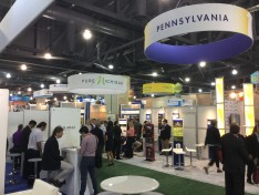 More than 15,000 attendees from 47 states and over 60 countries are attending the 2015 BIO International Convention at the Philadelphia Convention Center.