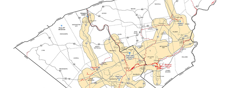 map-transportation-facilities