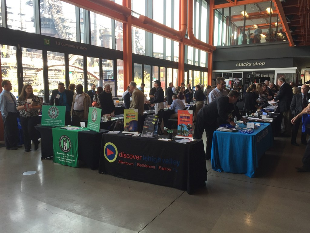 More than 250 businesses attended the last Meet the Buyers Expo in 2015.