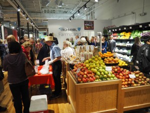 Hundreds came out for the long-awaited grand opening of the Easton Public Market, a project of the Greater Easton Development Partnership.