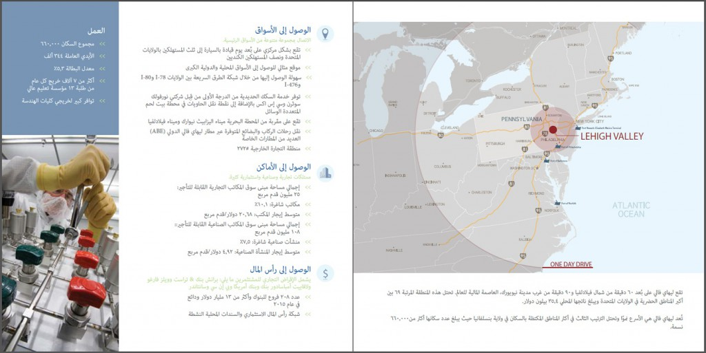 LVEDC has released a new version of written brochures and digital materials in the Arabic language.