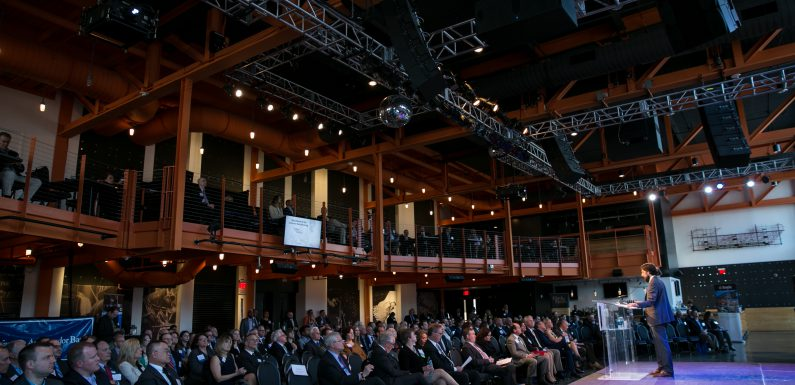 The 2017 LVEDC Annual Meeting was also held at the ArtsQuest Center at SteelStacks. The next annual meeting will be held March 14.