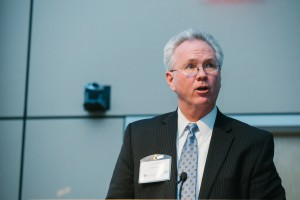 Tom Garrity, a past President of the LVEDC Board of Directors, is one of three outgoing board members this year.