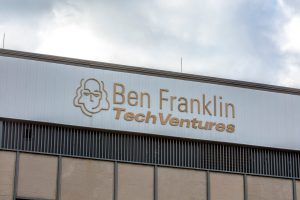 Ben Franklin TechVentures in Bethlehem is one of several business incubators in the Lehigh Valley.
