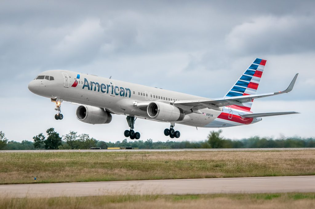 The Lehigh Valley will be the subject of a 24-page supplement in next month's issue of its in-flight magazine, American Way. The airline serves nearly 200 million passengers each year.