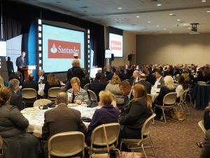 More than 200 people attended the LVB 2017 CFO of the Year Awards program.