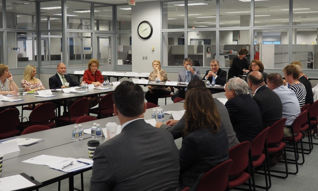 The LVEDC Education and Talent Supply Council met on Sept. 14.