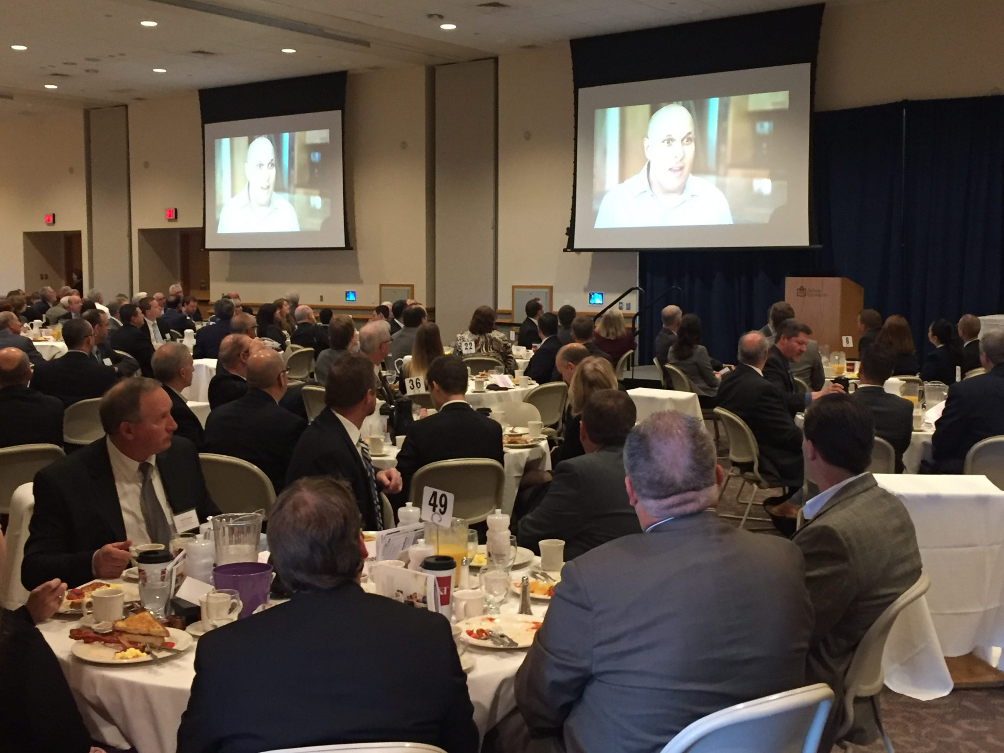 More than 450 people attended the 24th Annual March of Dimes Commercial & Industrial Real Estate Awards at DeSales University.