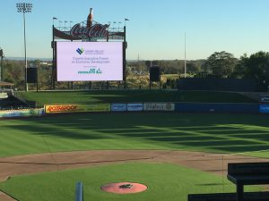 LVEDC hosted the county executive forum at Coca-Cola Park in Allentown.
