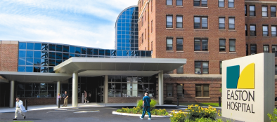 The Easton Hospital, a 238-bed facility with 294 active physician, is one of several high-quality hospitals in the Lehigh Valley.
