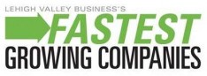 Lehigh Valley Business Fastest Growing Companies
