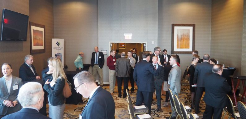 About 80 people attended the LVEDC Brokers & Developers Council event.