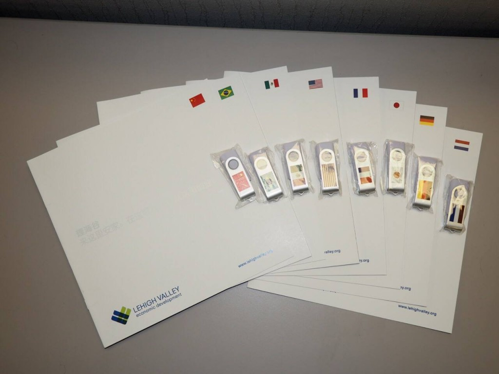 LVEDC has prepared written brochures and digital materials in eight different languages and is sending them directly to their corresponding countries.