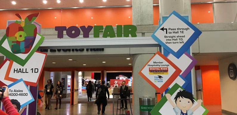 Several Lehigh Valley companies attended the Toy Fair 2016 in New York City.