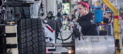 Mack Trucks announced plans in April for $70 million in improvements to its Lower Macungie Township plant this year.