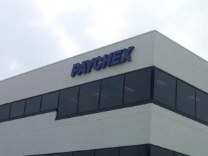 The 40,000 square-foot Paychex facility in South Whitehall Township will undergo a $1.3 million expansion. (courtesy photo)