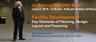 This June 2 event will feature industry experts discussing important topics to consider when expanding or building a new facility.