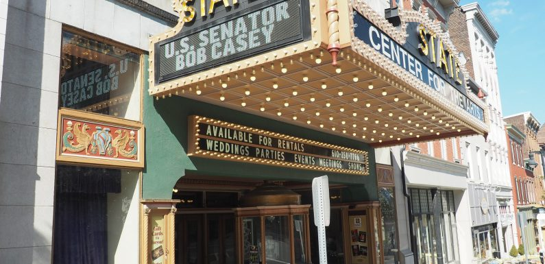 U.S. Sen. Bob Casey was the host of LVEDC's Conversation and Cocktails event on Aug. 30 at the State Theatre in Easton.
