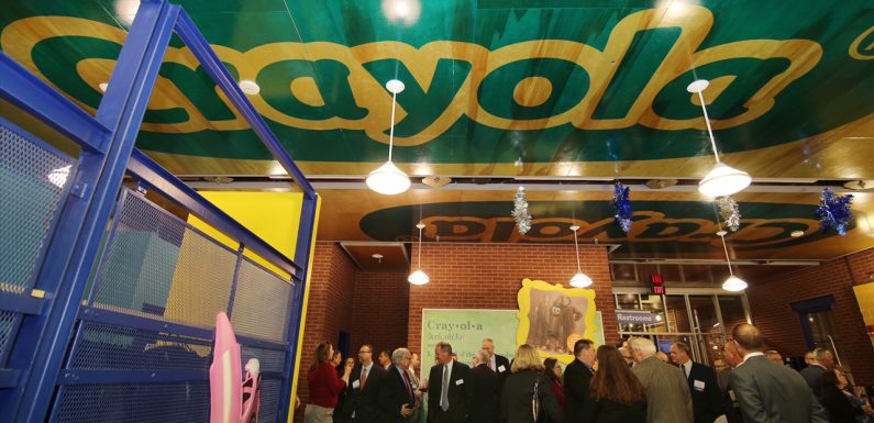 The LVEDC Fall Signature Event was held at the Crayola Experience in Easton.