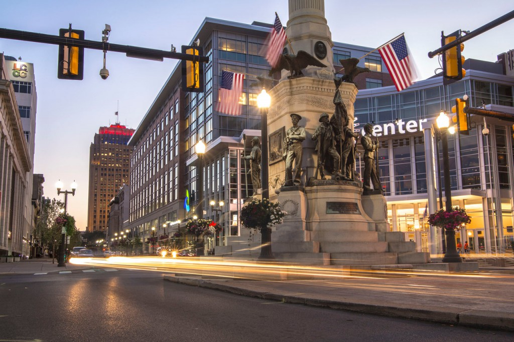 Allentown has been ranked one of the Top 100 Best Places to Live by U.S. News & World Report.