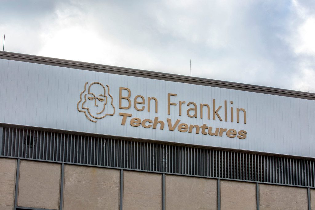 Ben Franklin Technology Partners operates the Ben Franklin TechVentures business incubator in Bethlehem