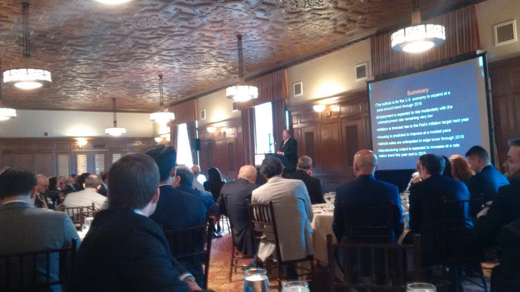 The Association for Corporate Growth (ACG) held their Annual Manufacturing Conference at the New York Athletic Club in New York City.