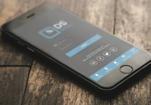 The DSdirect app being developed by Dellicker Strategies. (courtesy photo)