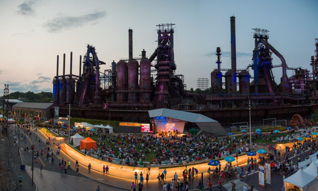 """Musikfest was among the attractions that led Expedia.com to list Bethlehem among its """"cities that give you the worst case of FOMO."""" (photo courtesy Discover Lehigh Valley)"""