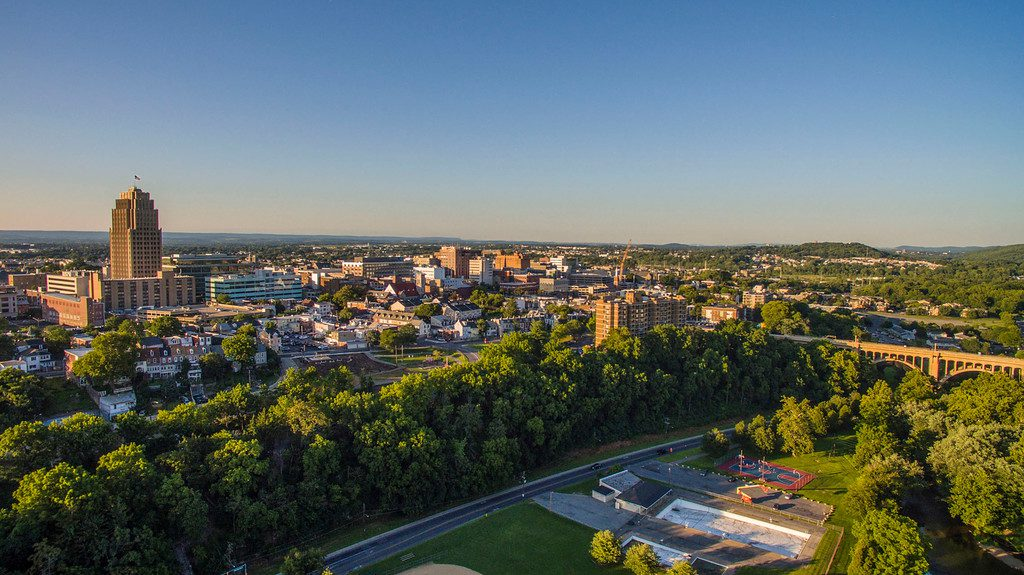 2017 was another huge year for the Lehigh Valley economy. (photo by Marco Calderon)