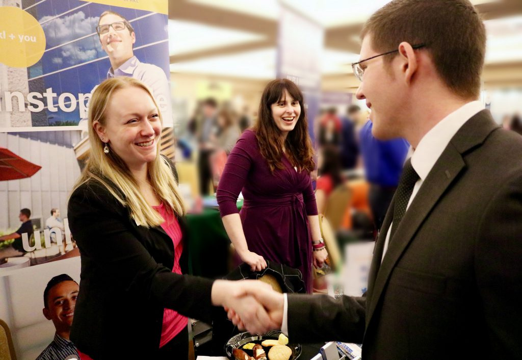 The Lehigh Valley Collegiate Career Expo will be held Feb. 28 from 12 noon to 4 p.m. at the Holiday Inn Conference Center at 7736 Adrienne Drive, Breinigsville, PA