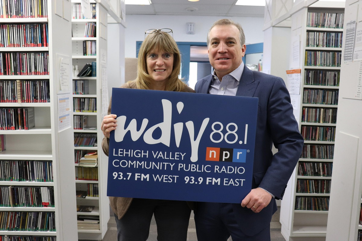 Don Cunningham Appears On Lehigh Valley Discourse Radio Show On
