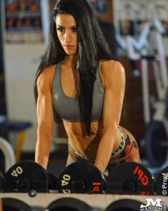 Paige Lilly, a Catasauqua resident ranked one of the top bodybuilding athletes in the world, will be the guest host of the upcoming LaunchBox Ladies event.