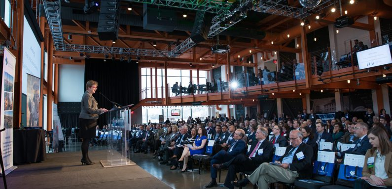 More than 600 people attended the LVEDC 2018 Annual Meeting at the ArtsQuest Center at SteelStacks in Bethlehem.