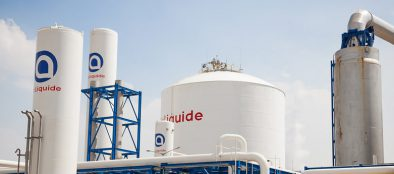 Air Liquide has expanded into a new 105,000-square-foot facility in Upper Mount Bethel Township. (courtesy photo)