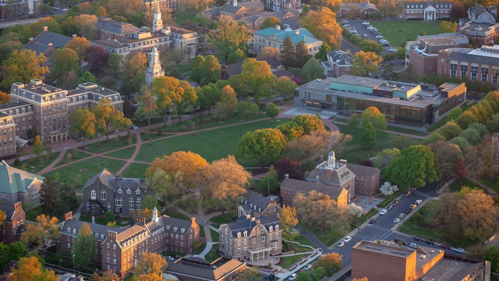 Lafayette College was one of four Lehigh Valley colleges and universities featured in the Princeton Review's latest guide of the best colleges in the United States.