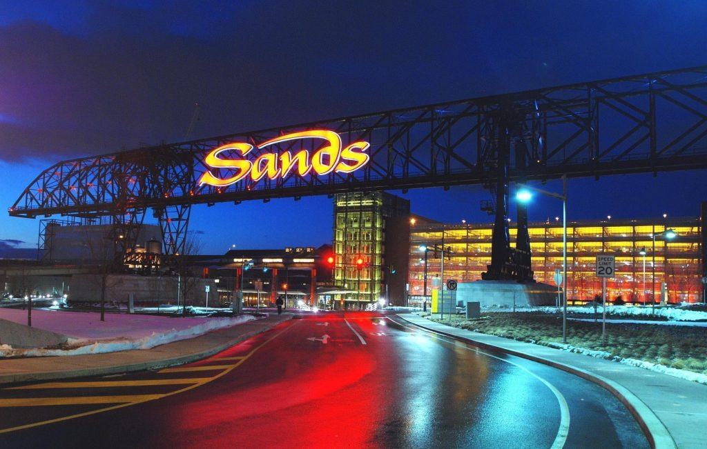 The Pennsylvania Brownfields Conference this year is being held at the Sands Casino Resort Bethlehem.
