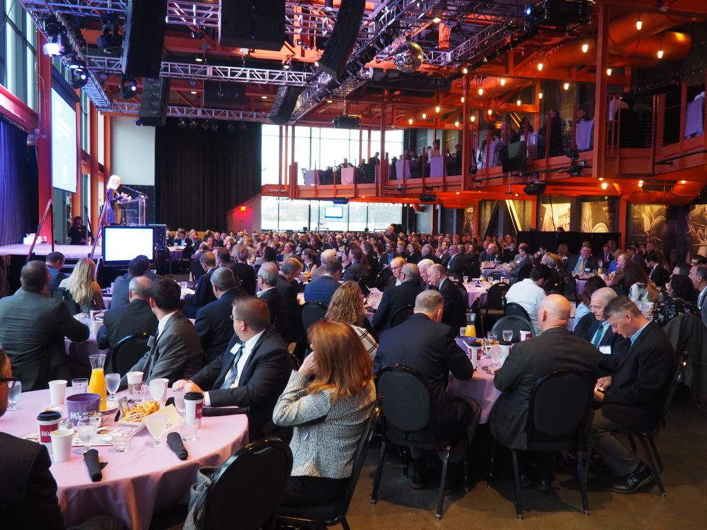 The 25th annual Lehigh Valley March of Dimes Commercial & Industrial Real Estate Awards was held at the ArtsQuest Center at SteelStacks on Nov. 2.