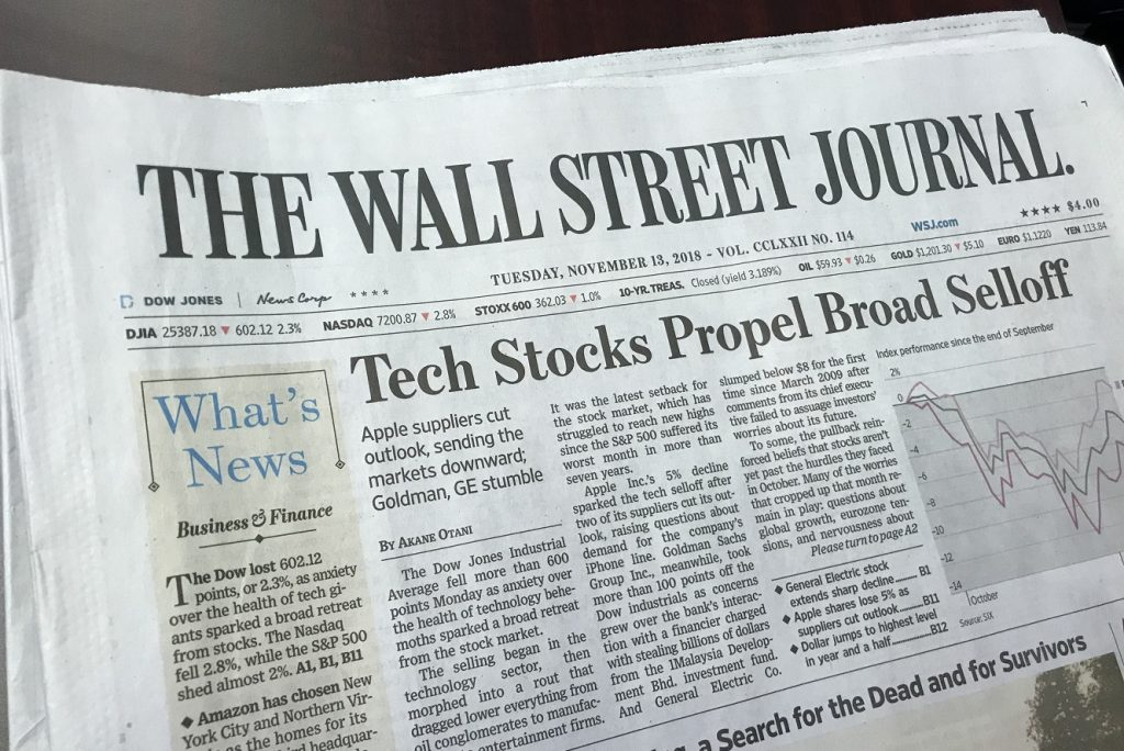 LVEDC has been advertising the economic assets of the region in the print and digital versions of the Wall Street Journal.