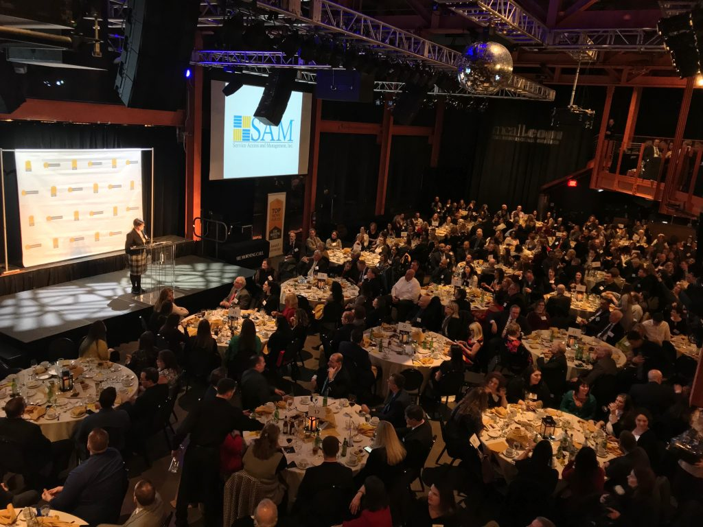 The seventh annual Morning Call Top Workplaces event was held at the ArtsQuest Center at SteelStacks in Bethlehem.