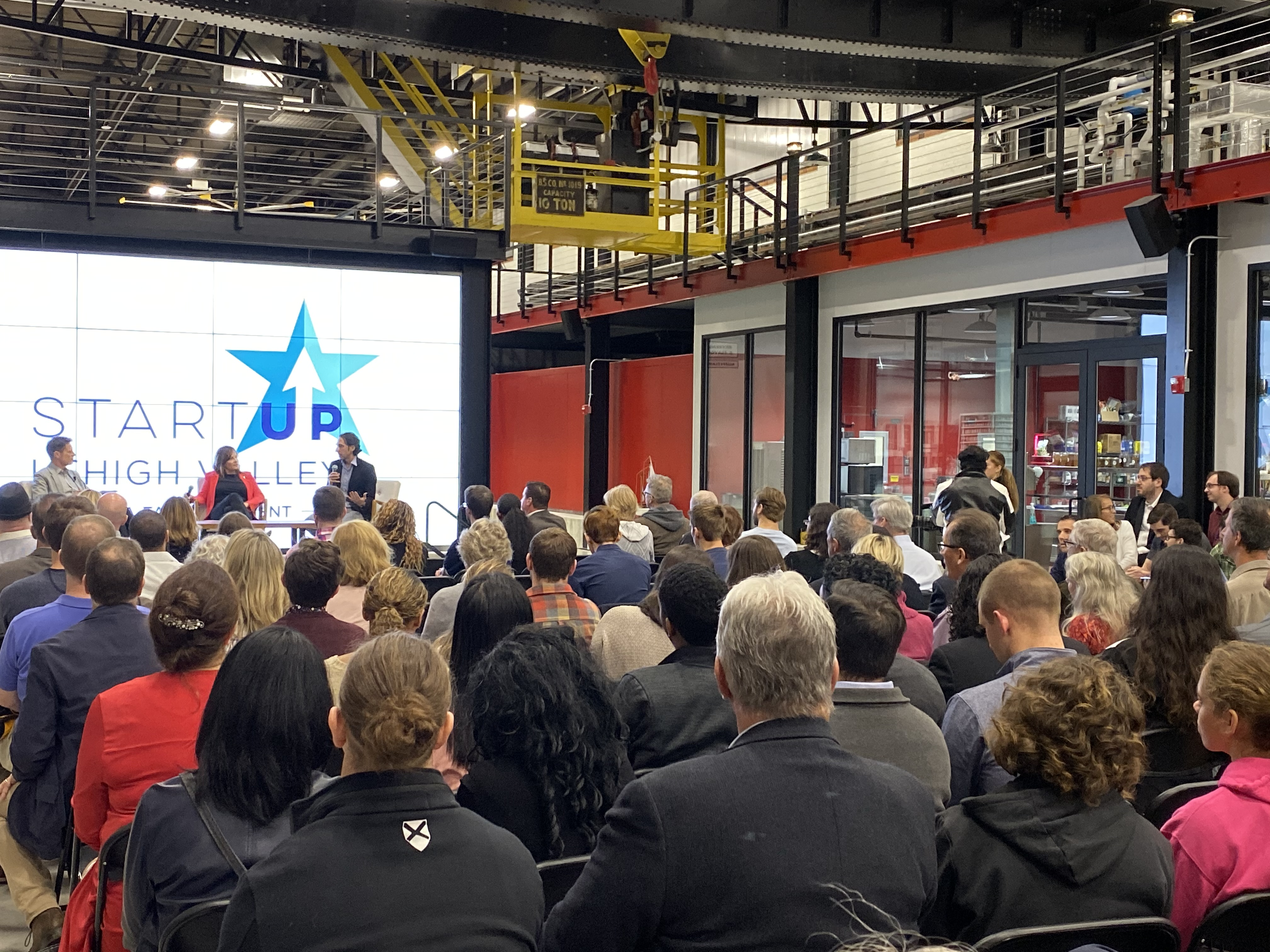 Startup Valley Event Seeks To Position Lehigh Valley As Innovation
